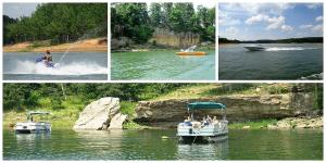 Rough River Lake Collage