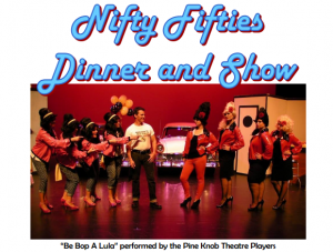 Nifty Fifties Dinner and Show at Rough River Dam State Resort Park