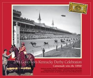 2014 Derby Celebration Poster