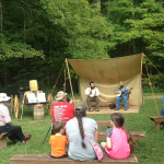 Trades Fair at The Homeplace 2015