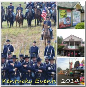 Kentucky Events 2014