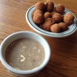 White Beans and Hushpuppies - Calvert City's Willow Pond Restaurant