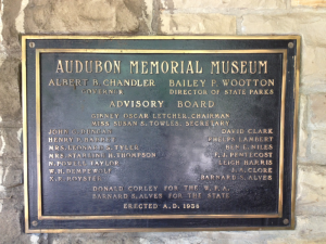 Audubon Memorial Museum