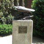 Bald Eagle Statue at John James Audubon State Park