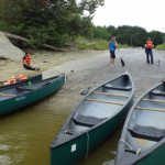 Canoe Rides at Barren River Lake State Resort Park