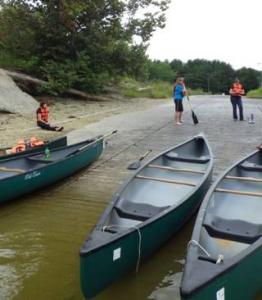 Canoe Rides at Barren River Lake State Resort Park