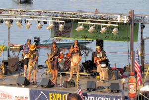 Hot August Blues Festival Kenlake State Park