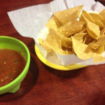 Mi Ranchito Salsa and Chips