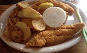 Catfish Kitchen Fried Catfish