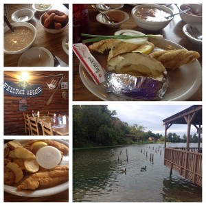 Catfish Kitchen Review Collage