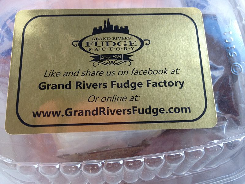 Grand Rivers Fudge Factory