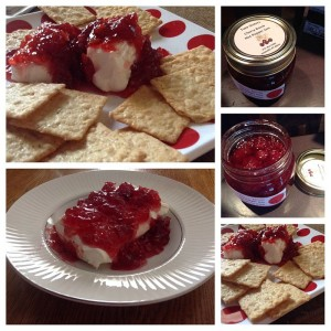Two Sisters Cherry Bomb Hot Pepper Jam Collage