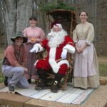 This Month: Christmas in 1850 at the Homeplace!