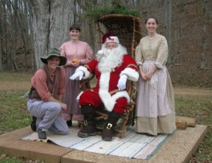 Christmas at the Homeplace (Land Between the Lakes)