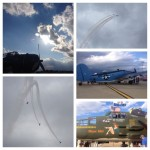 Owensboro Air Show Collage