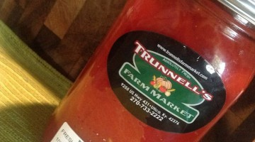 Trunnell's Farm Market Fresh Canned Tomatoes