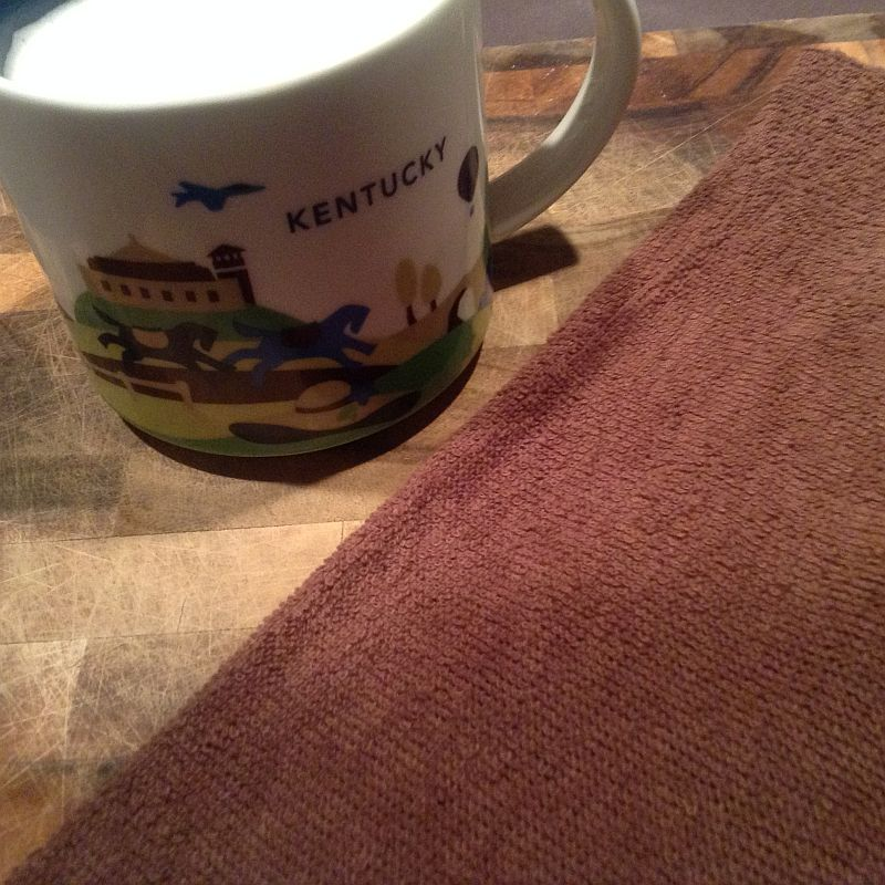 Kentucky Coffee Mug from Starbucks
