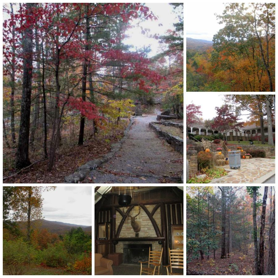 Pine Mountain State Resort Park Autumn Collage