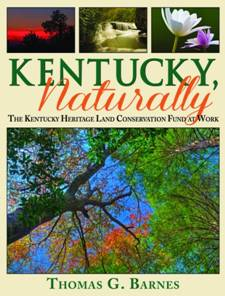 Kentucky Naturally by Thomas G. Barnes