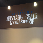 Mustang Grill and Steakhouse in Greenville, Kentucky