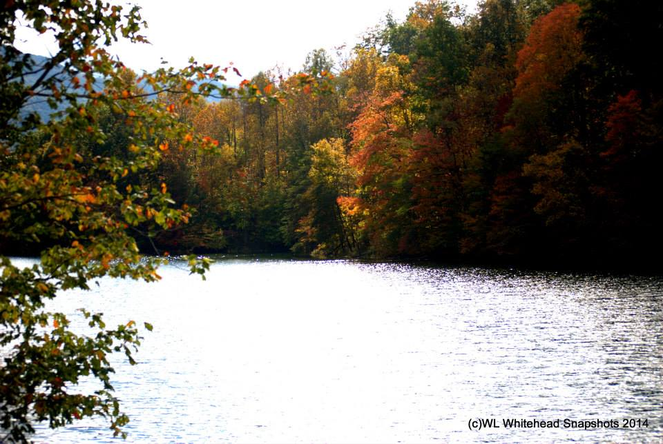 Fishpond Lake in Letcher County, Kentucky | Genuine Kentucky