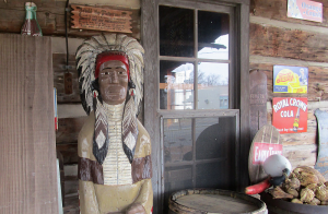The Hitching Post & Old Country Store in Aurora, Ky
