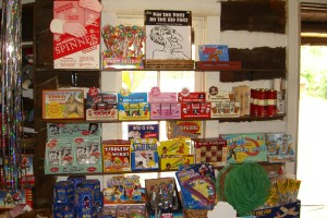 Toys at The Hitching Post