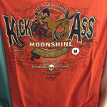 Kick Ass Moonshine T-shirt