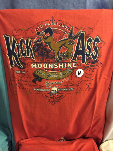 Kick Ass Moonshine T-shirt