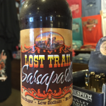 Lost Trail Sarsaparilla - at The Hitching Post.