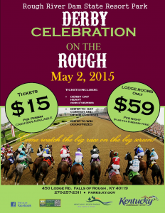 Rough River Derby Party 2015