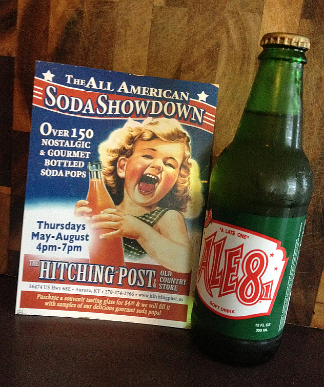 The Hitching Post Soda Showdown