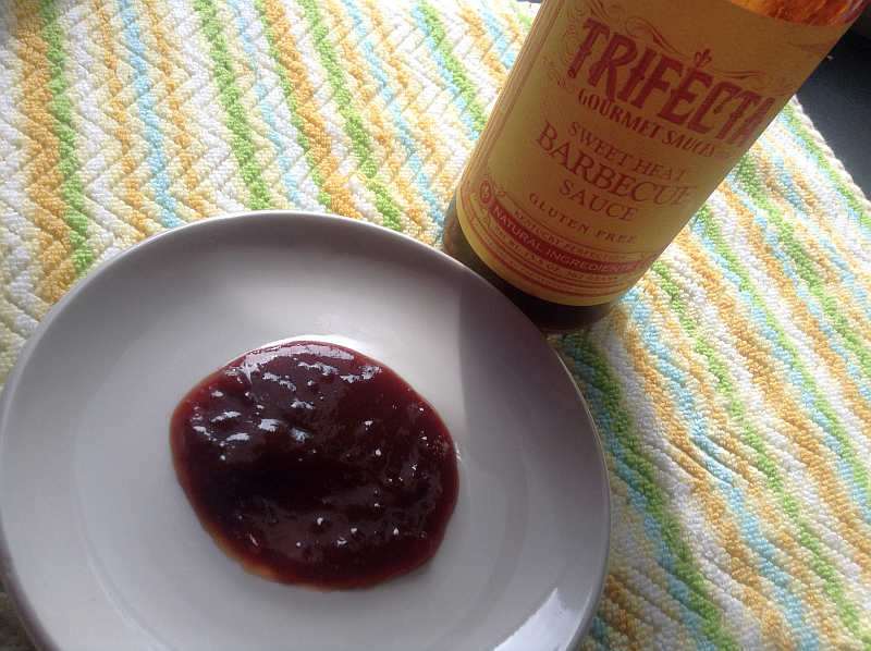 Trifecta Sweet Heat Barbecue Sauce 2h