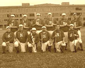 Vintage Baseball at Waveland