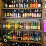 Vintage Soda Pop at The Hitching Post
