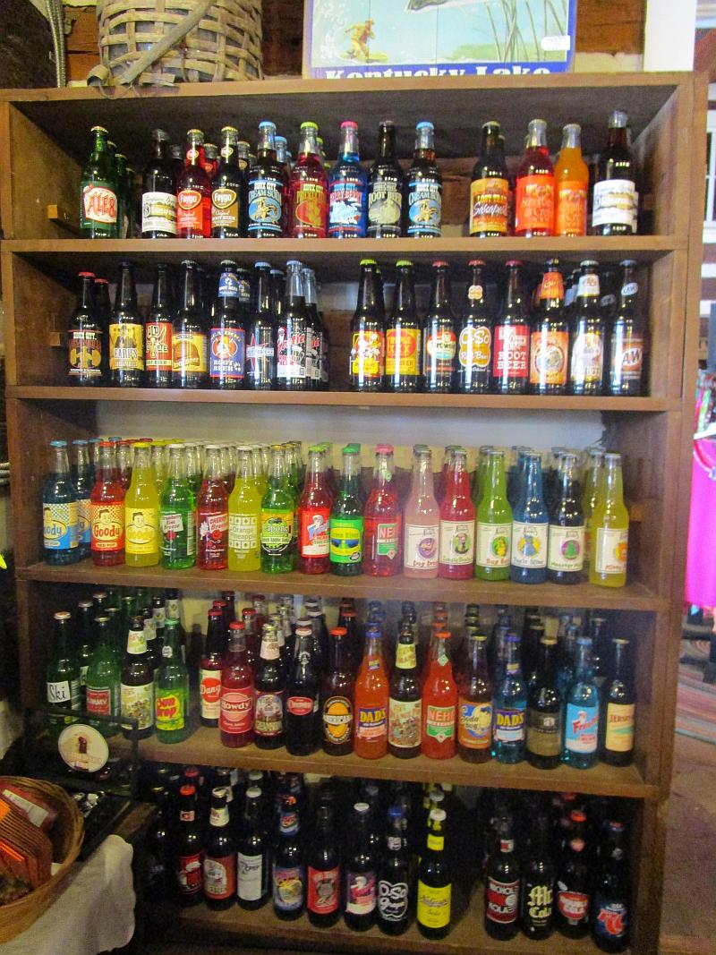 Vintage Soda Pop Genuine Kentucky