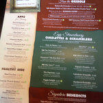 Another Broken Egg Cafe, Owensboro Menu