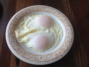 Eggs Over Easy at Another Broken Egg