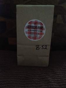 B-52 Coffee from The HItching Post and Old Country Store