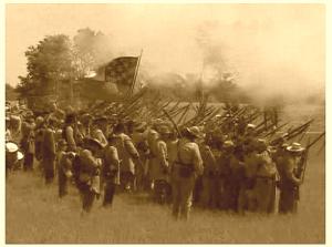 Battle of Sacramento Reenactment