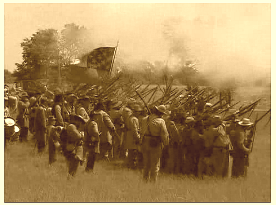 Battle of Sacramento Reenactment
