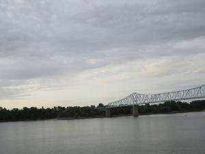 Owensboro's Blue Bridge