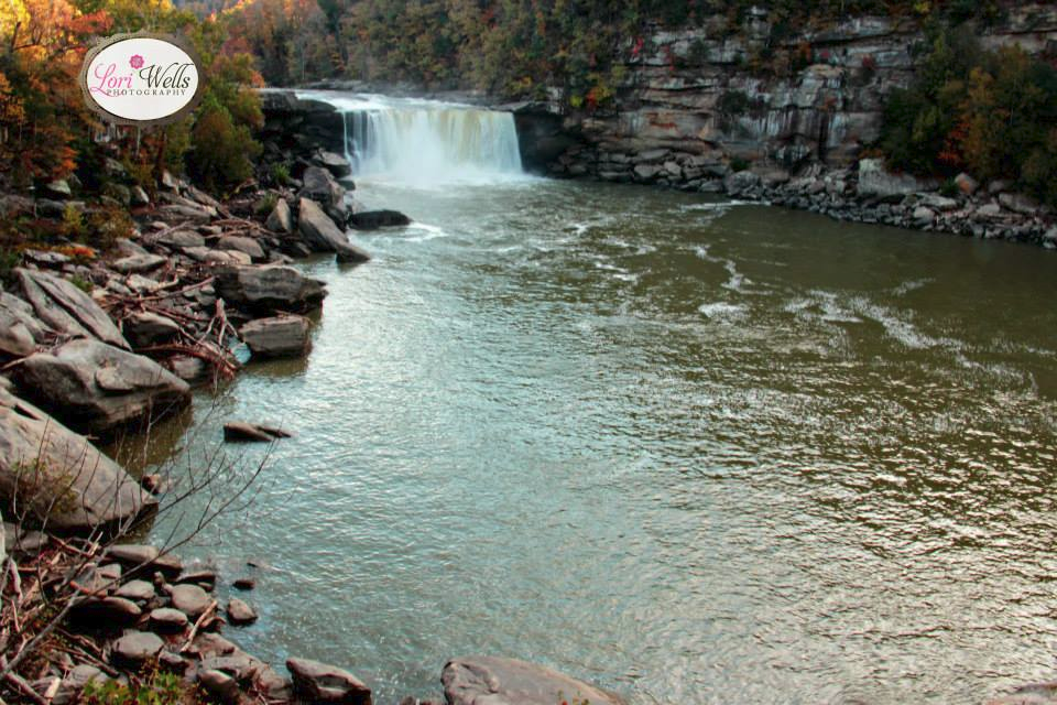Cumberland Falls by Lori Wells Photography