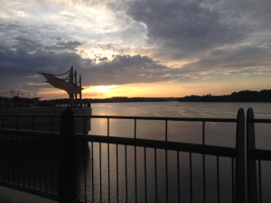 Owensboro Riverfront at Smothers Park