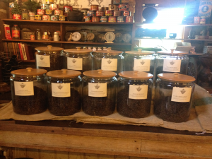 The Hitching Post and Old Country Store Coffee