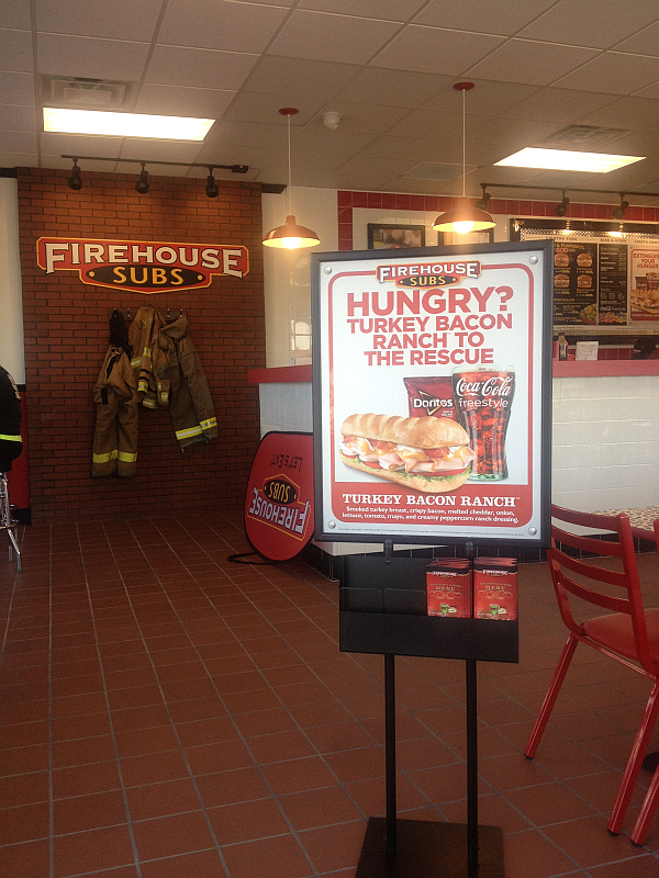 Firehouse Subs Owensboro, Kentucky