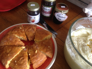 Jam, Jelly, and Pure Honey from The Hitching Post - IDEAL with Buttermilk Cornbread!