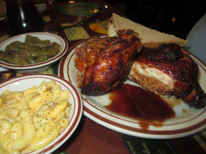 Old Hickory BBQ Chicken and Sides