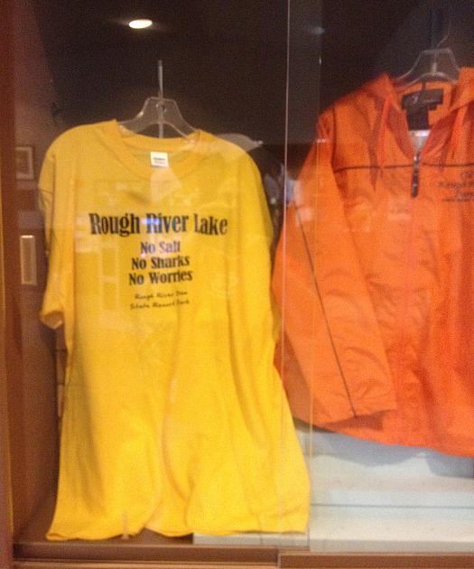 Rough River Lake T Shirts Genuine Kentucky