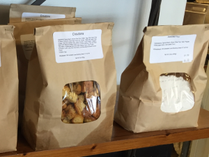 Gluten Free Mixes and Gluten Free Croutons